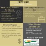 Edward: A Businessman Struggling with ADHD
