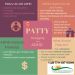 Patty: Struggling with ADHD